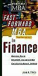 John A Tracy - Fast Forward Mba In Finance (1996) - Used - Trade Paper (Pap