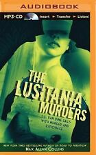 Disaster: The Lusitania Murders by Max Allan Collins (2015, MP3 CD, Unabridged)