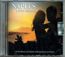 NAPLES LOVE SONGS-CD NUOVO lina sastri/gragnaniello/pietra montecorvino/bruni...
