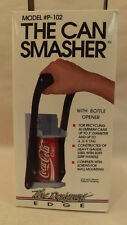"""""""The Can Smasher"""" Heavy Duty  Steel Aluminum Can Crusher P-102 Recycling"""