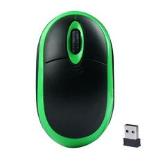 Mode 2.4GHz Raton Wireless Raton Optical Mouse botones 3D ratones receptor juego