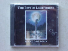 Lighthouse/The Best Of...(Canada/1989 1st Press/Sealed)
