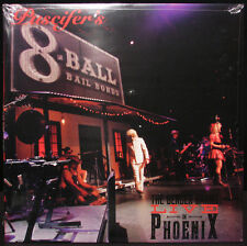 Puscifer 8-Ball Bail Bonds Berger Barns Live in Phoenix RED VINYL LP Record NEW!