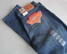 NWT Levi's 501 CT  Jeans For Women Tapered Leg Button Fly Distressed  Size W27