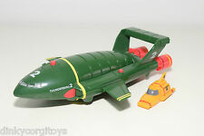 ITC ENTERTAINMENT THUNDERBIRD 2 & 4 EXCELLENT CONDITION .