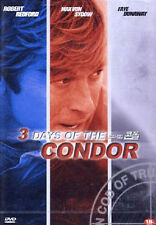 Three Days of the Condor / Sydney Pollack, Robert Redford (1975) - DVD new