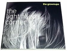 cd-album, The Grownups - The Light Filled Corner, 14 Tracks, Digipak, MINT