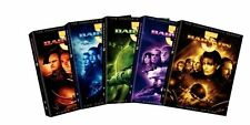 Babylon 5: The Complete Seasons 1-5 (DVD, 2009, 30-Disc Set)