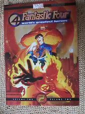 Fantastic Four: World's Greatest Heroes - Volume 2 (DVD, 2007)