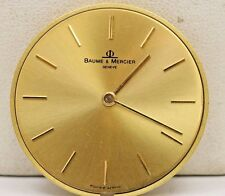 Baume & Mercier 1050 Geneve Swiss Made Mechanical Hand Wind Watch Movement