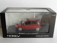 TATA INDICA VISTA ROUGE ROUILLE 2008 NOREV 660031 1/43 ROT RED ROSSO