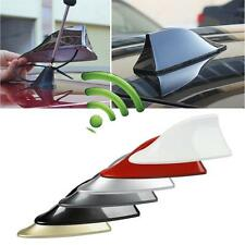 Newest Universal Auto Car Roof Radio AM/FM Signal Shark Fin Style Aerial Antenna