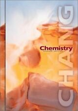 Chemistry, Seventh Edition by Raymond Chang, Good Book
