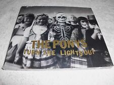 Turn The Lights Out The Ponys -- CD -- OVP