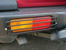 LAND ROVER  DISCOVERY D2  TD5   REAR BUMPER LIGHT GUARDS