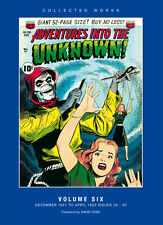 Adventures into the Unknown #6 HC
