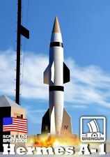 Brengun 1/72 Model Kit 72008 Hermes A1 rocket
