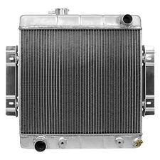 """205155 Northern Radiator - Downflow Hotrod Radiator, 20-1/4"""" x 19-3/4"""" x 3-1/8"""""""