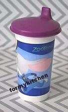 Tupperware Disney Zootopia Sippy Cup Seal 10oz  NEW!!!