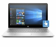 "HP Envy Touch 15t Laptop 15-A151NR 15.6"" UHD 4K i7-7500U 12GB DDR4 128GB NVMe 1T"