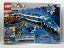 LEGO 4561 9 VOLT HST TRAIN WITH ACCESSORIES FREE SHIP