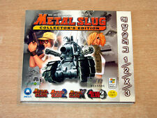 PC CD ROM-METAL SLUG: EDIZIONE PER COLLEZIONISTI da PLAYMORE
