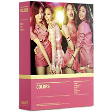 MISS A - [COLORS] The 7th PROJECT Mini Album CD + Photo Book + Card K-POP Sealed