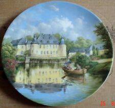 Royal Tettau Collectors Plate DYCK CASTLE