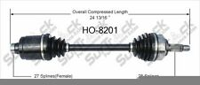 SurTrack HO8201 Right New CV Complete Assembly