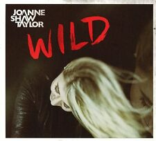 JOANNE SHAW TAYLOR WILD DELUXE EDITION CD ALBUM (September 30th 2016)