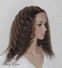 Handsewn Perruque FULL LACE FRONT Kinky Wigs 9118#4
