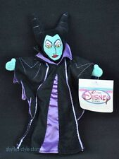 Maleficent Sleeping Beauty Disney Mini Bean Bag Plush Tag Evil Villain Sorceress