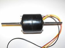 Blower Motor Dual Shaft 3 Speed 4 wire 12 volt,5/16 Shaft