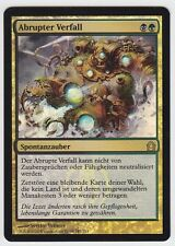 Top brusque déclin/brusquement Decay-return to ravnica-allemand (near-MINT)