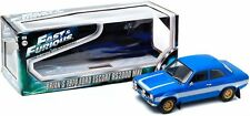 GREENLIGHT 12800BA 1974 FORD ESCORT Mk1 RS2000 model FAST & FURIOUS 6 2013 1:18