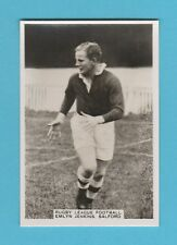RUGBY  -  PATTREIOUEX  -  RUGBY  LEAGUE  -  EMLYN  JENKINS  OF  SALFORD  -  1935