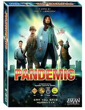 Pandemic 2013 edition includes two new characters KIDS FAMILY FUN GAME *NEW*
