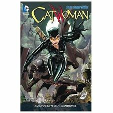 Catwoman Vol. 3: Death of the Family The New 52