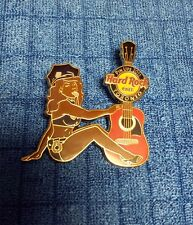 HARD ROCK CAFE 2011 TORONTO SEXY GIRL POLICE WOMEN PIN - LIMITED EDITION HRC