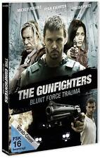 The Gunfighters - Blunt Force Trauma DVD - Mickey Rourke Adrenalinrausch pur