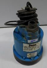 SIMER SUBMERSIBLE UTILITY PUMP 2300-03