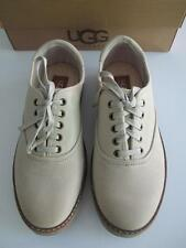"UGG Australia ""Garrick"" 1005320 Beige Men's suede Shoes new IN BOX, SIZE 7.5"