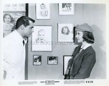 CARY GRANT  BETSY DRAKE  EVERY GIRL SHOULD BE MARRIED 1948 PHOTO ORIGINAL #4 R54