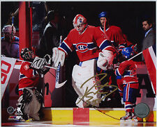 DUSTIN TOKARSKI MONTREAL CANADIENS HAND SIGNED PHOTO 8X10 AUTOGRAPH AUTO