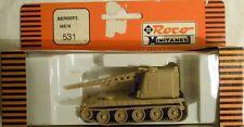 Roco-Minitanks 531:Bergepanzer M578, Ketten-Militärfahrzeug in 1/87, NEU & OVP