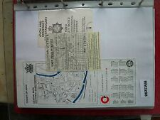 M3288 Bath 1 Avon Constabulary Parking Fine Ticket/s. **