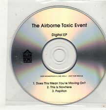 (GC688) The Airborne Toxic Event, Digital EP - DJ CD