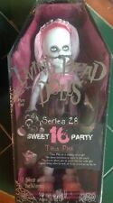Living Dead Dolls Tina Pink Series 28 Floyd Sealed NEW LDD Mezco