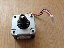 ZEBRA P330i P430i STEPPER MOTOR WITH CABLE 105909G-103 17PM-K048-P5ST