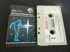 BBC'S OLD GREY WHISTLE TEST UK CASSETTE TAPE! QUEEN SUPERTRAMP VAN MORRISON